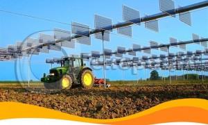 Агровольтаїка: майбутнє світового фермерства