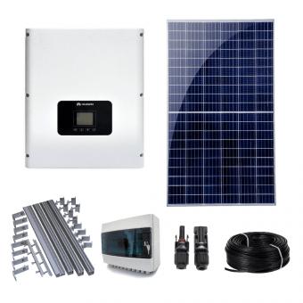 Купити Економ-комплектація мережевий сонячної електростанції 20 кВт в магазині Генерація за 13953 $