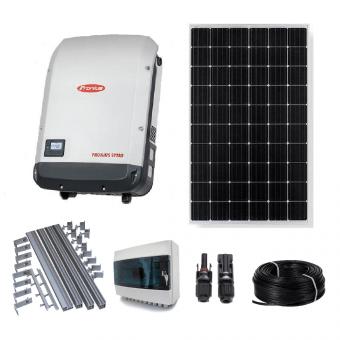 Купити Сонячна електростанція 30 кВт – Преміум-комплект «під ключ» в магазині Генерація за 21997 $