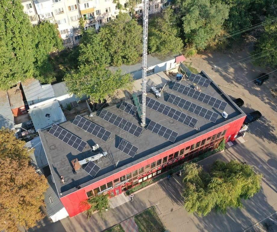 Сетевая станция 20 кВт
