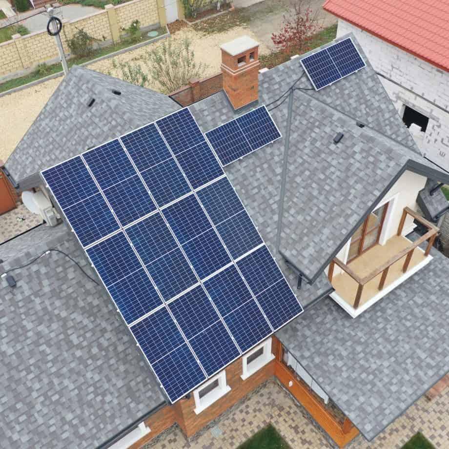 Сонячна станція 15 кВт