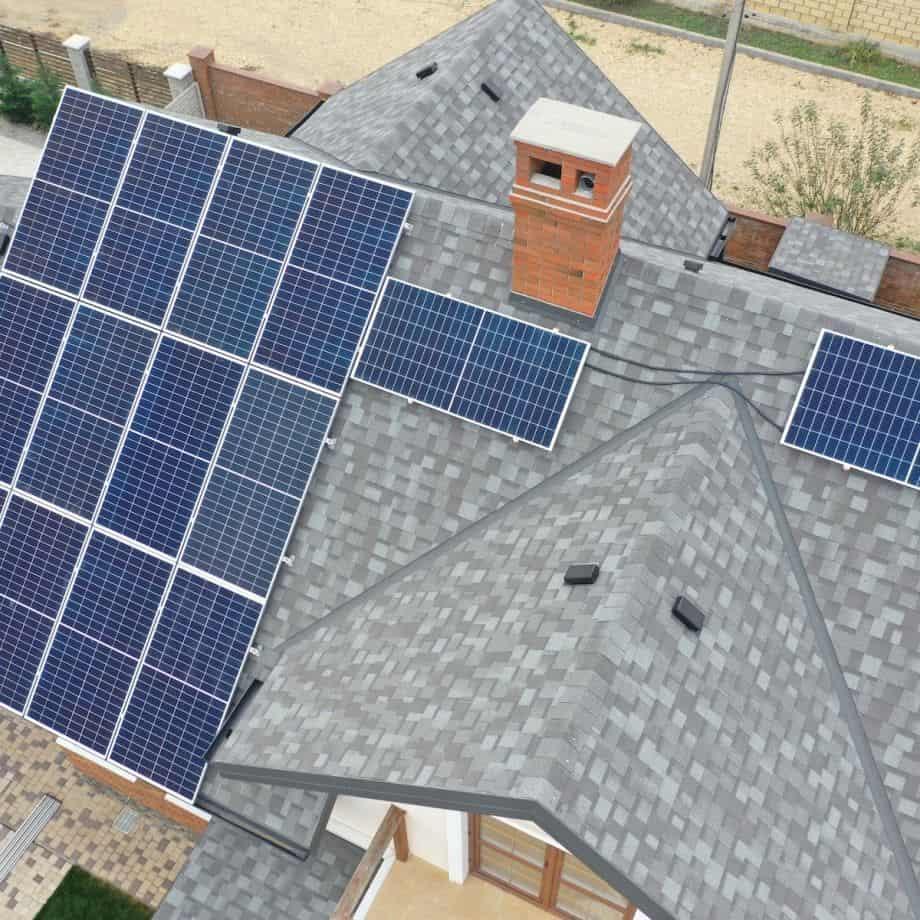 Сонячна електростанція 15 кВт, c. Cанжійка