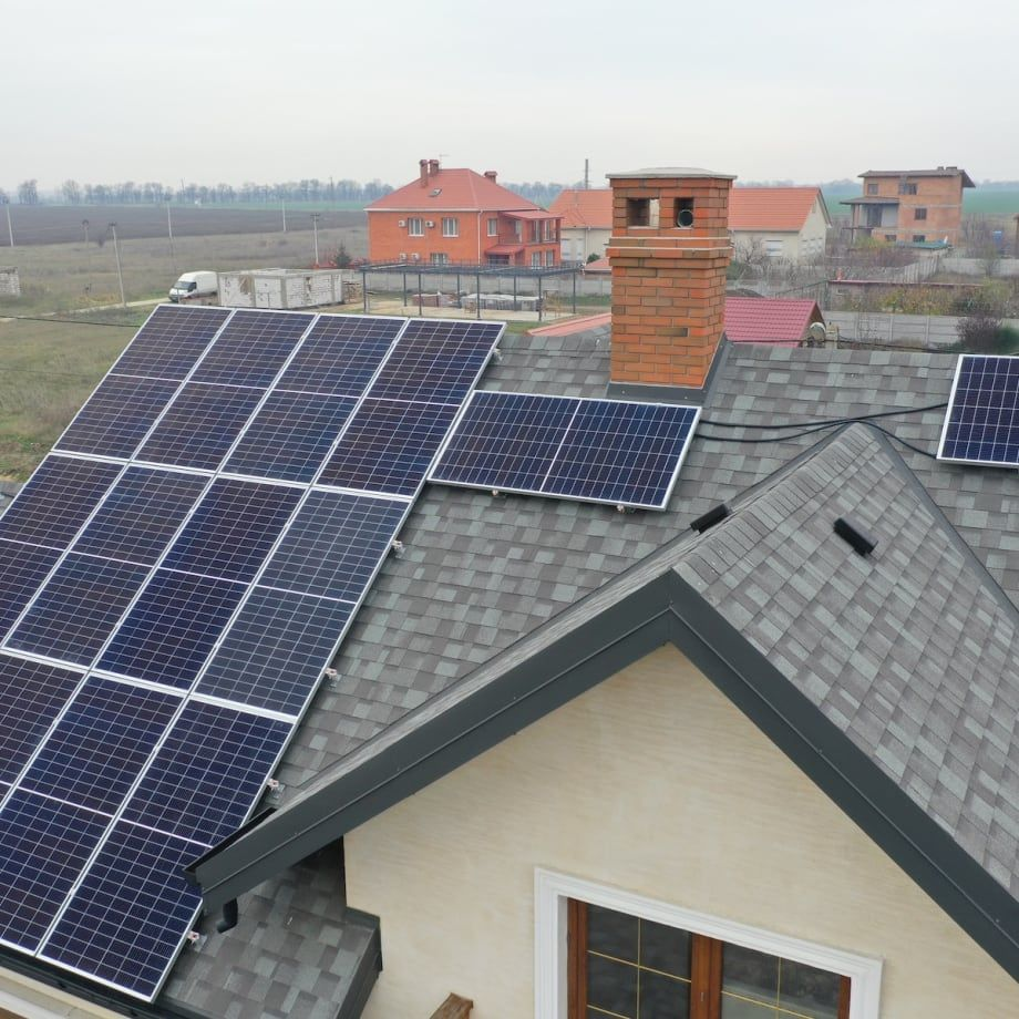 Сонячна електростанція 15 кВт під Зелений Тариф, c. Cанжійка