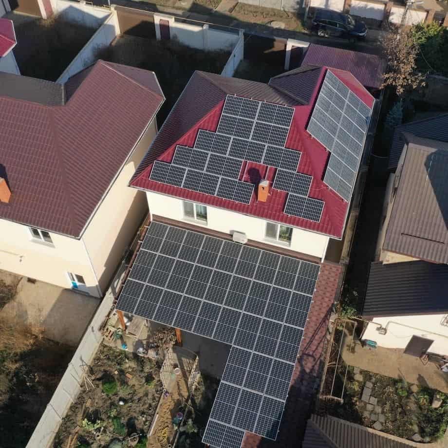 Сонячна станція 17 кВт під зелений тариф