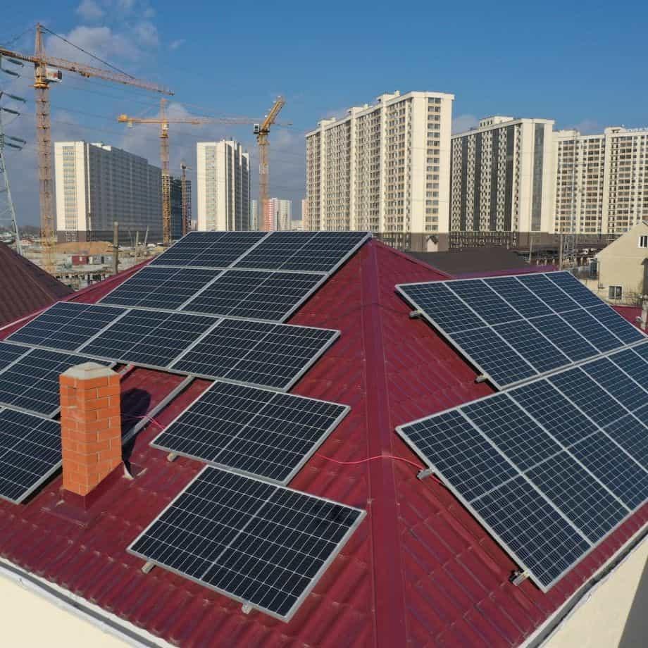 Сонячна станція 17 кВт