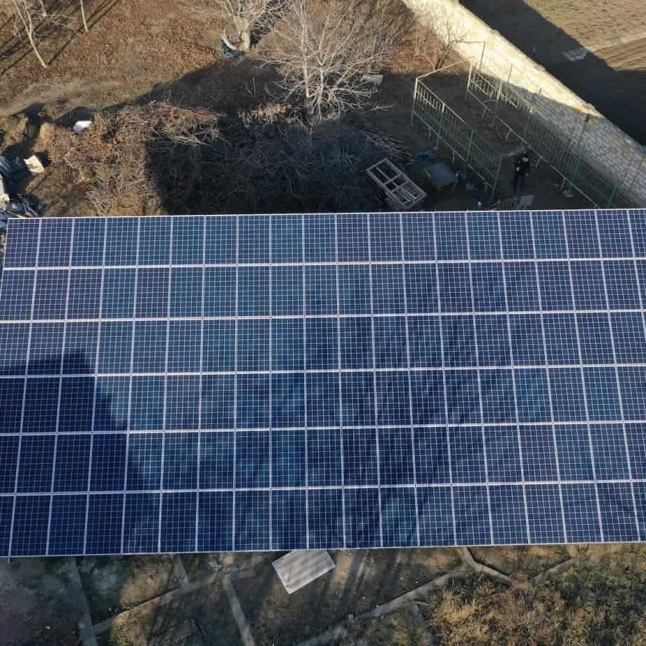 Сонячна станція 30 кВт