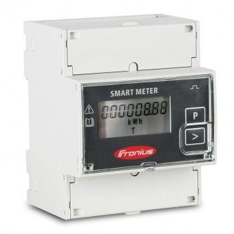 Купити Лічильник електроенергії Fronius Smart Meter 50кA-3 в магазині Генерація за 321 $