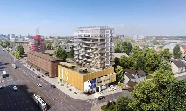 В європейських мегаполісах зводяться висотні еко будинки