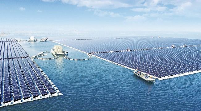 В китайской провинции Чжэцзян завершилось строительство промышленной солнечной электростанции