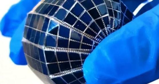 Збільшити ефективність вироблення енергії допоможуть сонячні панелі в формі сфери