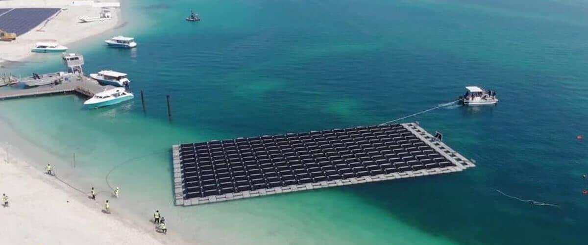 Найбільша плавуча сонячна електростанція буде побудована на Сейшелах